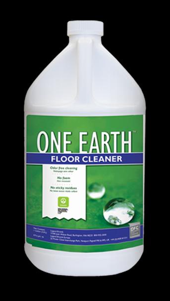 FLOOR CLEANER - ONE EARTH - GAL, CHEMSPEC