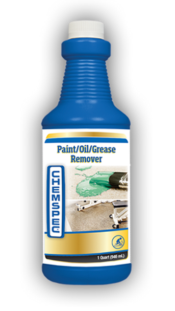 PAINT OIL & GREASE REMOVER - QT, CHEMSPEC