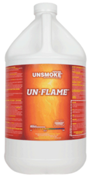 UNFLAME - UNSMOKE - GAL, PRO RESTORE