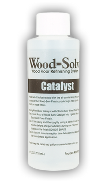 CATALYST - WOOD SOLV, CHEMSPEC