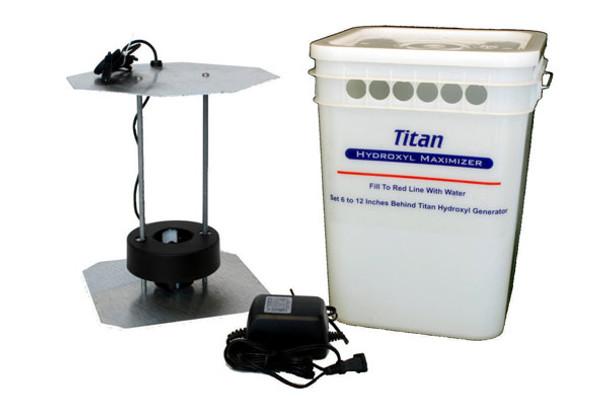 TITAN - HYDROXYL MAXIMIZER, INTERNATIONAL OZONE