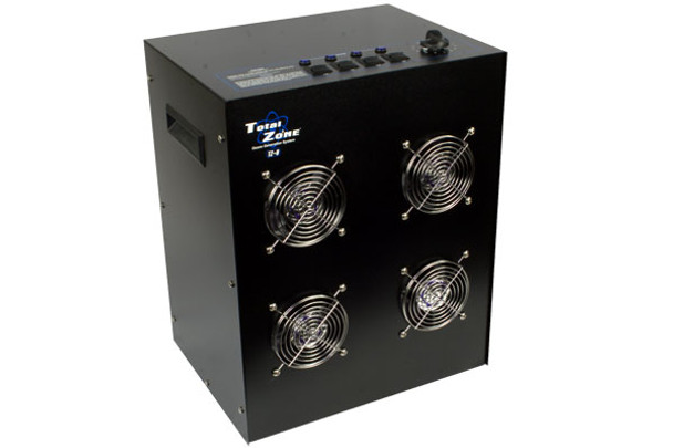 TZ-8 - TOTAL ZONE OZONE GENERATOR, INTERNATIONAL OZONE
