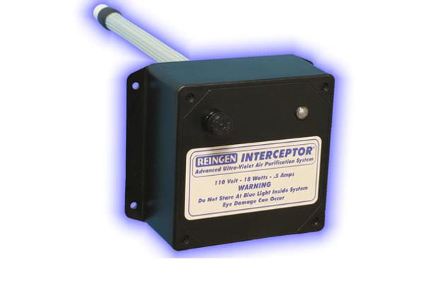 INTERCEPTOR - UV STERILIZER, INTERNATIONAL OZONE