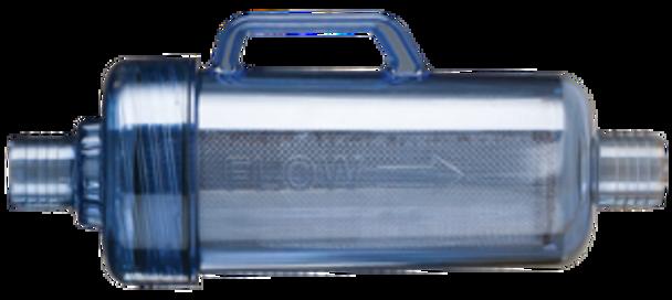 HYDRO FILTER - BLUE - W/SS BASKET