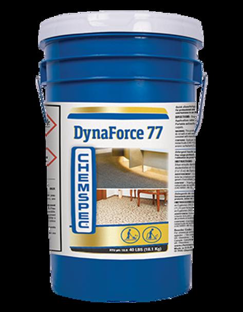 DYNAFORCE 77 - PAIL - 40 LB, CHEMSPEC