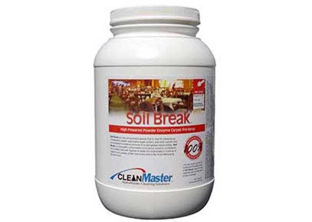 SOIL BREAK ENZYME PRESPRAY - 6.5 LB, HYDRAMASTER