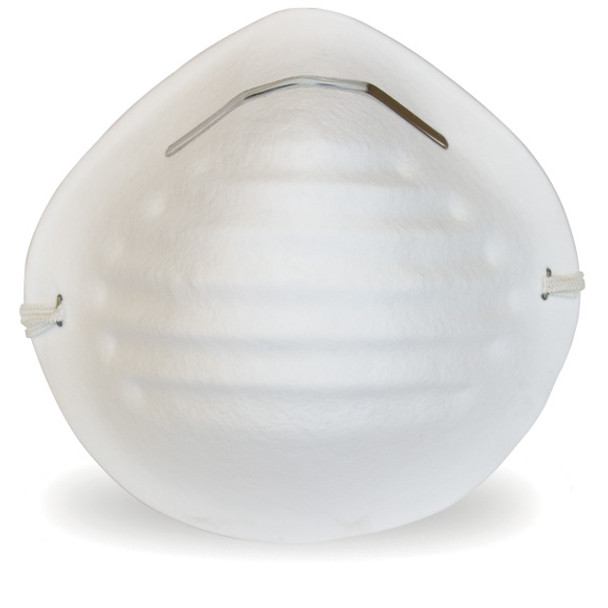 White Cone Mask (50/BX, 20/CS), RS-810