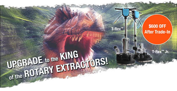 T-REX - TOTAL ROTARY EXTRACTION