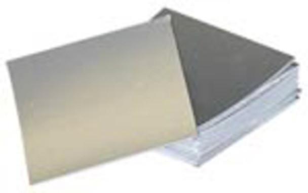 SILVER TABS - 3 X 3 - CASE 10K