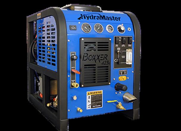 BOXXER 423S - W/ 70 GAL TANK - W/ HOSE & WAND,  HYDRAMASTER