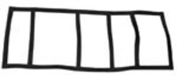GASKET - WASTE TANK LID - PEAK/LEGEND/BLAZER, PROCHEM
