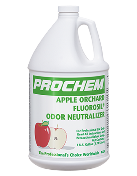 ODOR NEUTRALIZER - APPLE ORCHARD FLUOROSIL - GAL, PROCHEM