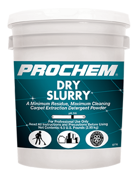 DRY SLURRY - PAIL - 48 LB, PROCHEM