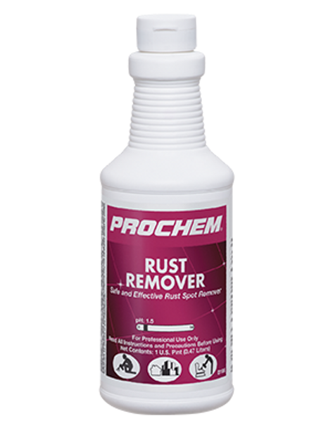 RUST REMOVER - 16 OZ, PROCHEM