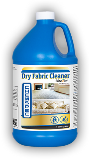 DRY FABRIC CLEANER - GAL, CHEMSPEC
