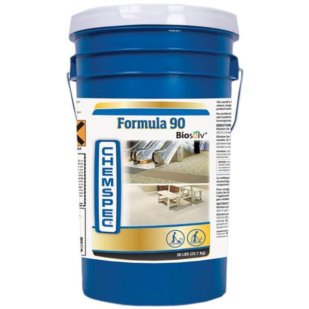FORMULA 90 - POWDER - PAIL - 40 LB, CHEMSPEC