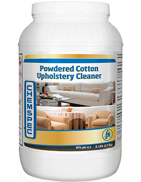 HAITIAN COTTON POWDER - 6LB, CHEMSPEC