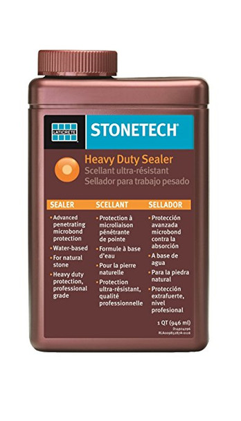 HEAVY DUTY SEALER - STONE - QUART, STONETECH