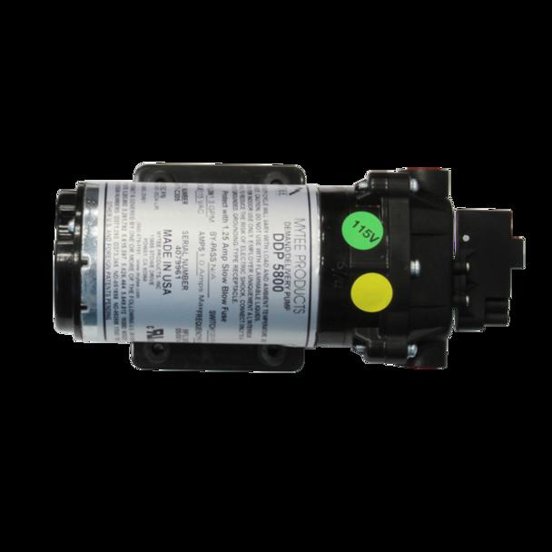 SHURFLO PUMP - DEMAND FLOW - 120 PSI - 1.4GPM - W/PRES. SWITCH