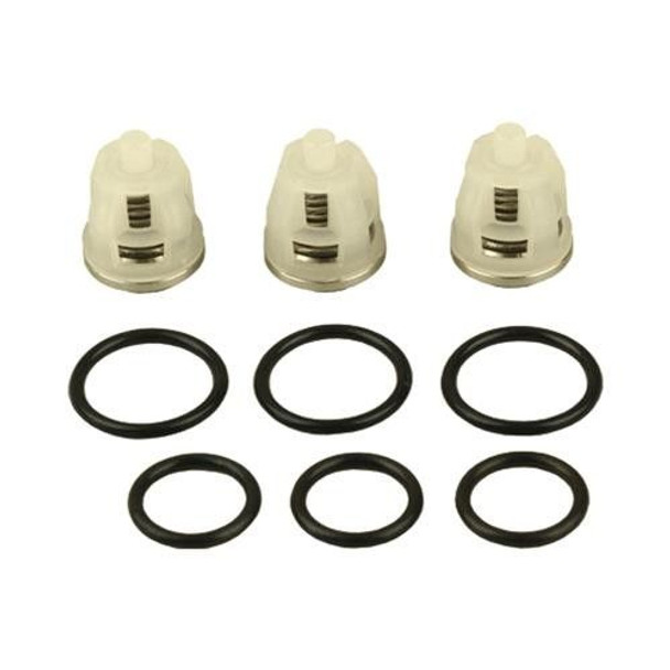 VALVE KIT - CAT PUMP 3CP - 2 KITS NEEDED PER PUMP