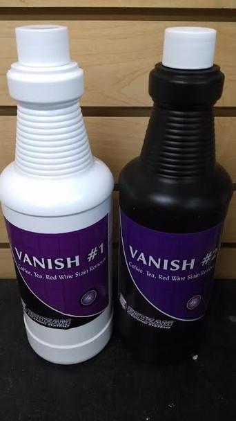 VANISH - 2-PART - QTS, ESTEAM