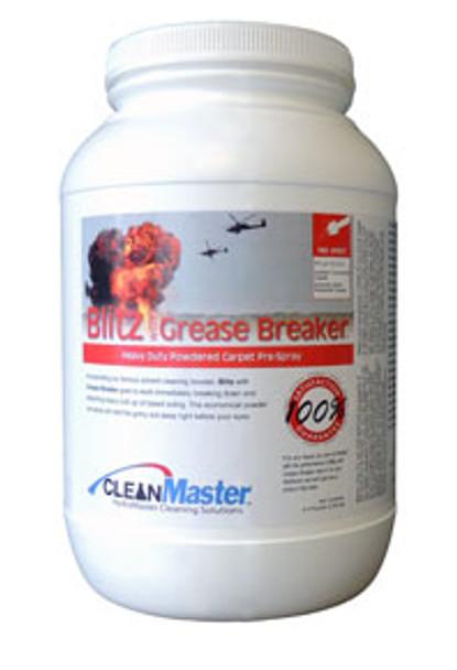 BLITZ W/GREASE BREAKER - HD PRESRAY - 6.5LB, HYDRAMASTER