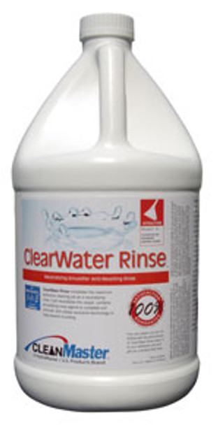 CLEARWATER RINSE - GAL, HYDRAMASTER