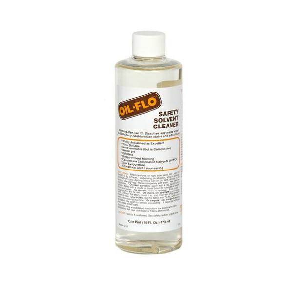 OIL FLO 141 - SOLVENT CLEANER - PINT, TITAN