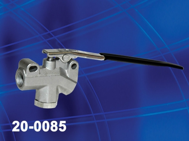 ANGLE VALVE - STAINLESS - 2000 PSI