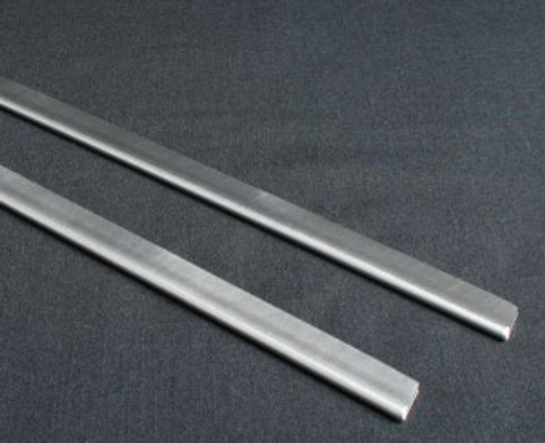 """WAND GLIDES - (2) -STAINLESS - 12"""", PMF"""
