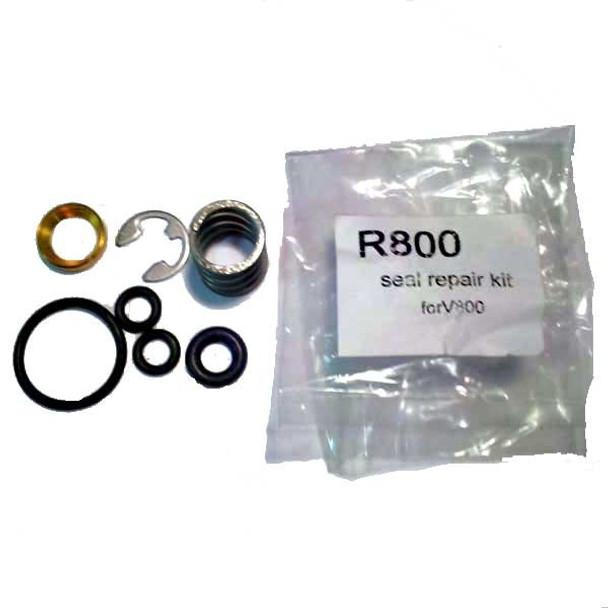 R800 SEAL REPAIR KIT - NO STEM/NO BALL, PMF