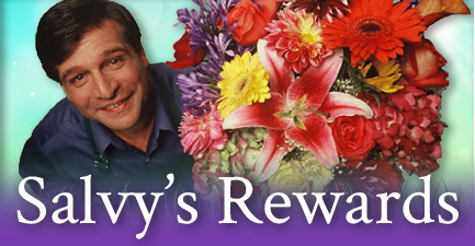 Customer Rewards by Salvy the Florist