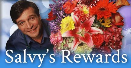 Customer Rewards by Salvy the Florist