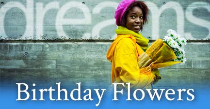 Birthday Flowers by Salvy the Florist