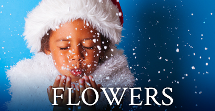 Christmas Flowers by Salvy the Florist