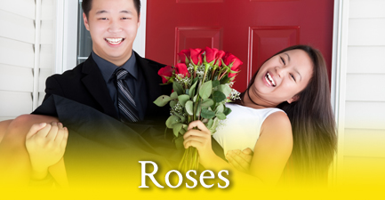 Summer Roses by Salvy the Florist