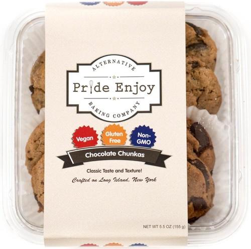 Vegan and Gluten Free Chocolate Chip Cookies - 8 Piece