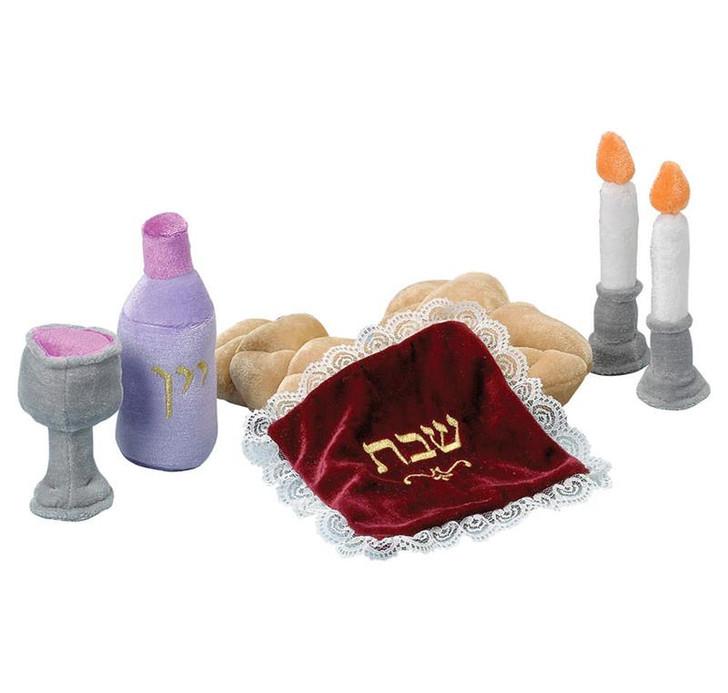 Shabbat Plush Play Set