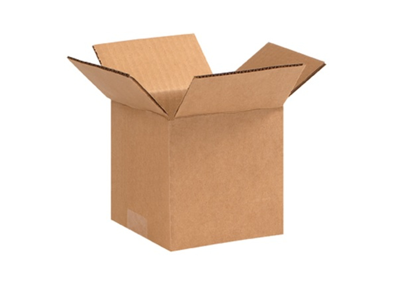 200 5x5x5 Corrugated Cardboard Shipping Mailing Packing Moving Boxes Box Carton