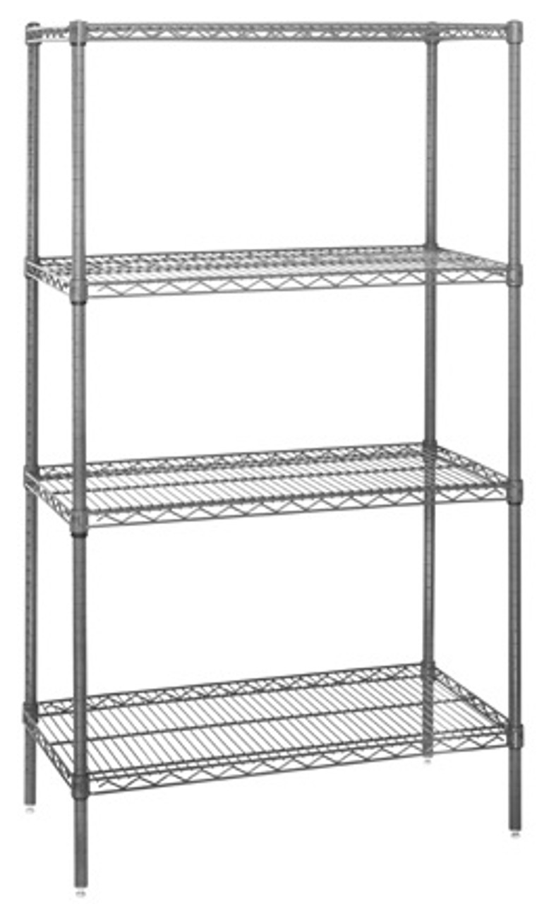Wire Shelving & Carts