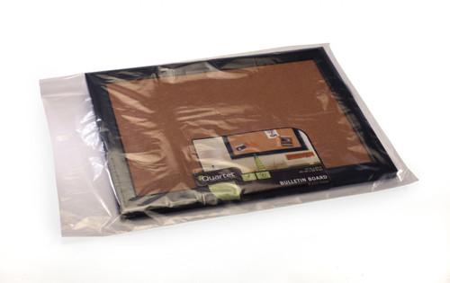 """10""""X14"""" Clear Lay Flat Poly Bags 2 mil"""