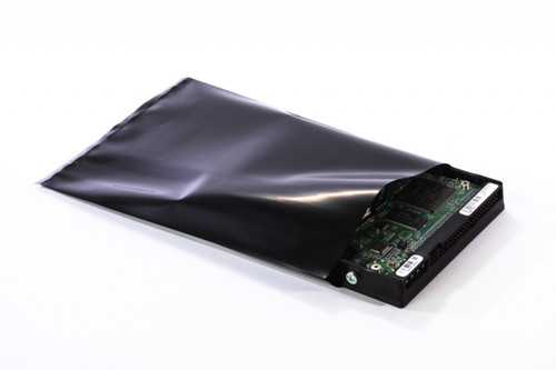 "6"" X 10"" Black Conductive Bags 4 mil"
