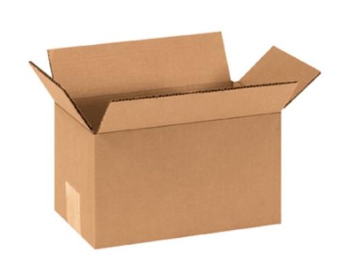 "9"" x 5"" x 5"" (ECT-32) Kraft Corrugated Cardboard Shipping Boxes"