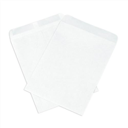 """9"""" x 12"""" White Gummed Envelopes"""