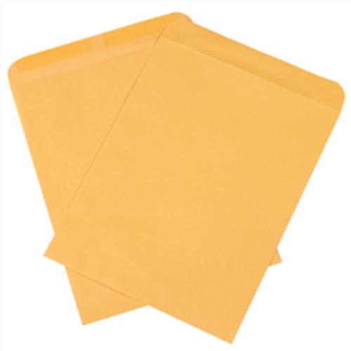 """12"""" x 15 1/2"""" Kraft Gummed Envelopes"""