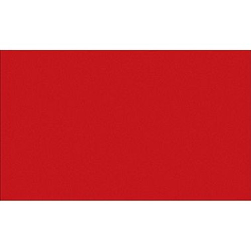 """3"""" x 10"""" Red Inventory Rectangle Labels"""