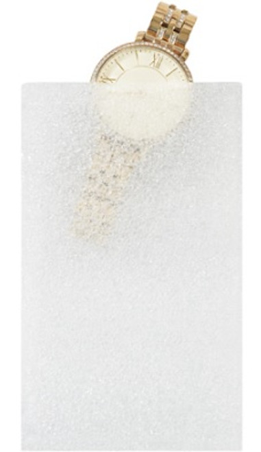 "3"" x 5"" (1/8"") Polyethylene Foam Flush Cut Pouches"