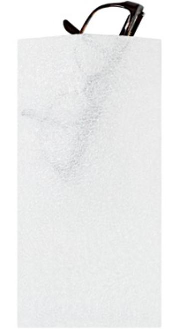 "4"" x 8""  (1/8"") Polyethylene Foam Flush Cut Pouches"