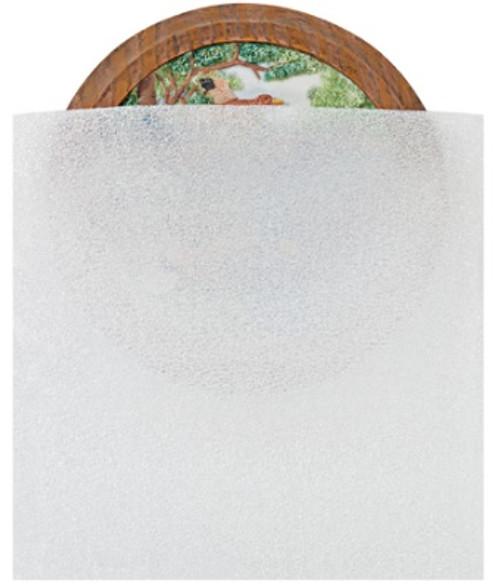 "10"" x 10"" (1/8"") Polyethylene Foam Flush Cut Pouches"