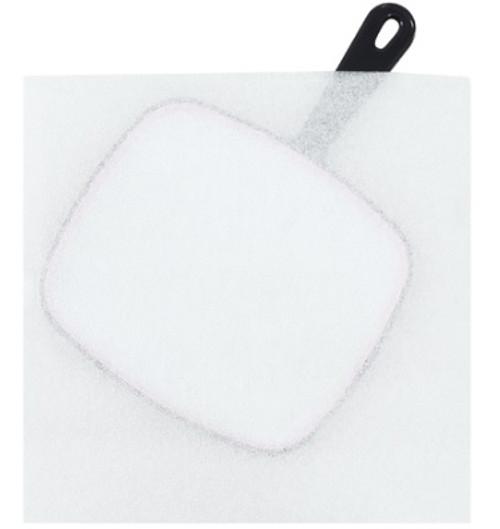 "12"" x 12"" (1/8"") Polyethylene Foam Flush Cut Pouches"
